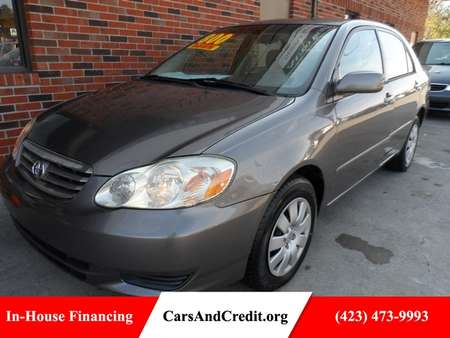 2004 Toyota Corolla CE for Sale  - cot4  - Cars & Credit