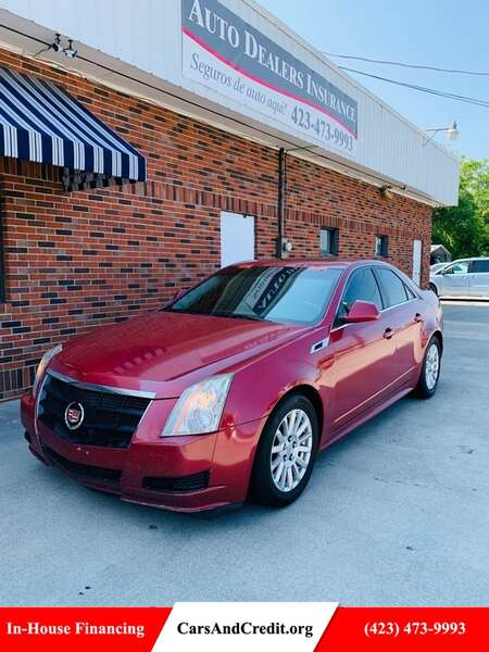 2011 Cadillac CTS  for Sale  - CC8123R  - Cars & Credit