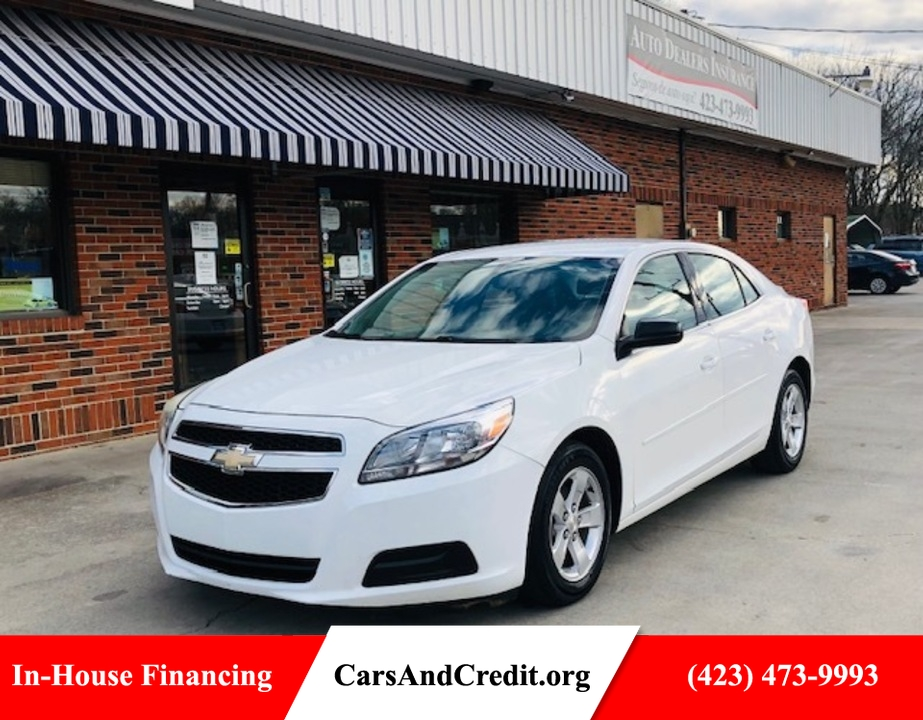 2013 Chevrolet Malibu  - Cars & Credit