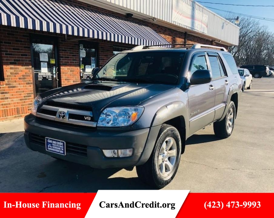 2003 Toyota 4Runner  - Cars & Credit