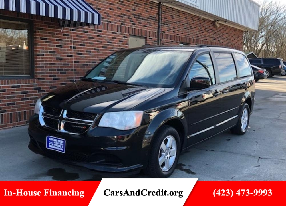 2012 Dodge Grand Caravan  - Cars & Credit