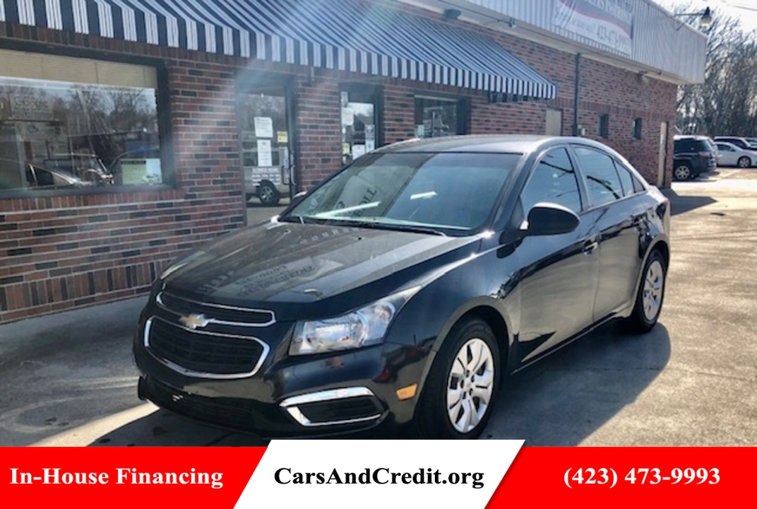 2016 Chevrolet Cruze Limited  - Cars & Credit