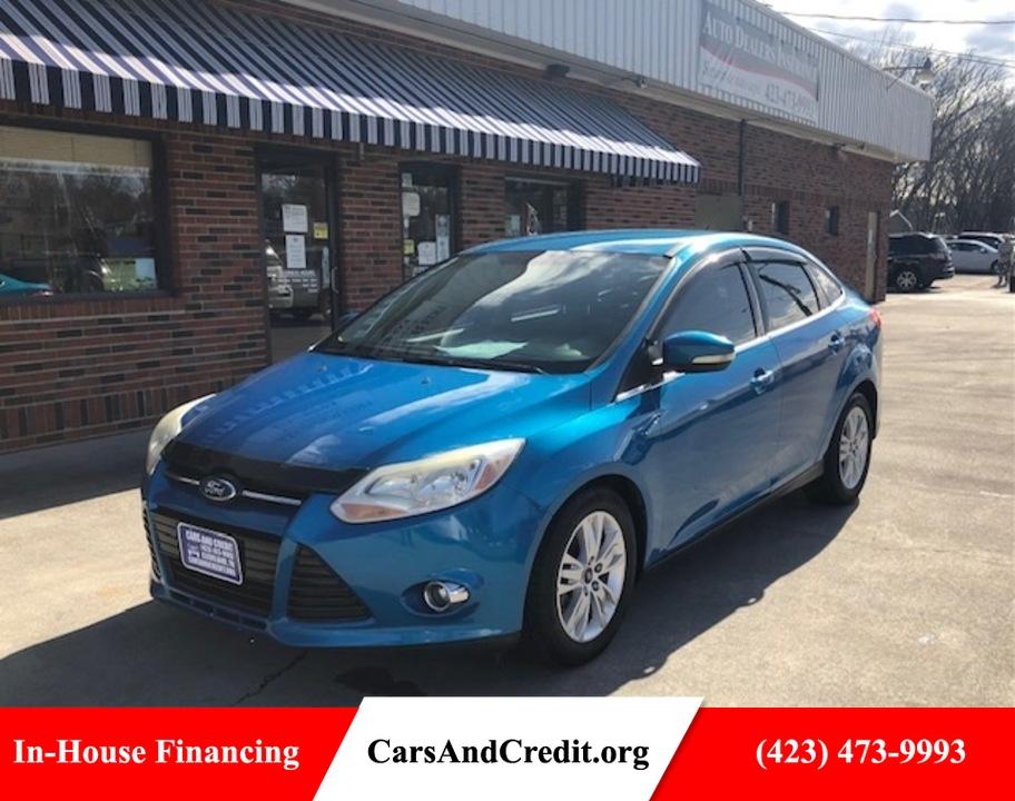 2012 Ford Focus  - Cars & Credit