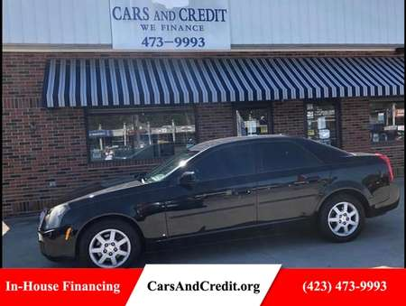 2007 Cadillac CTS  for Sale  - tht21  - Cars & Credit