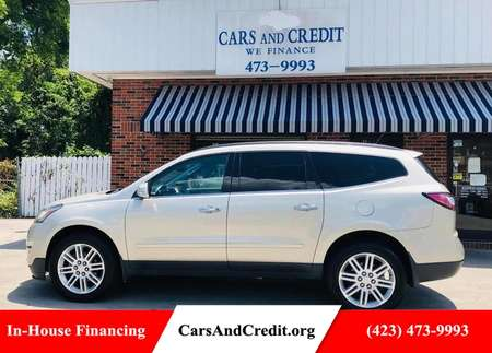 2014 Chevrolet Traverse LT for Sale  - 141tr  - Cars & Credit