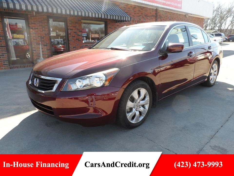 2009 Honda Accord  - Cars & Credit