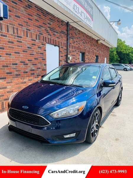 2016 Ford Focus  for Sale  - DLFCS2  - Cars & Credit