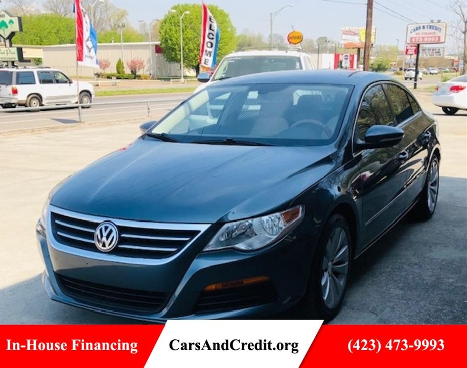 2012 Volkswagen CC  - Cars & Credit