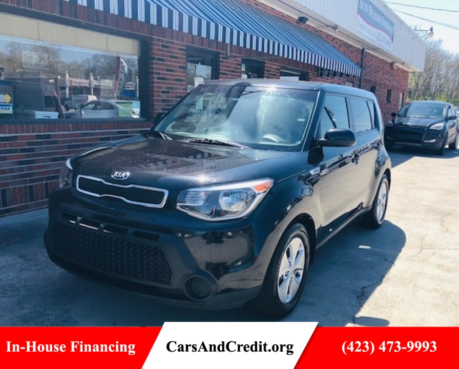 2016 Kia Soul  - Cars & Credit