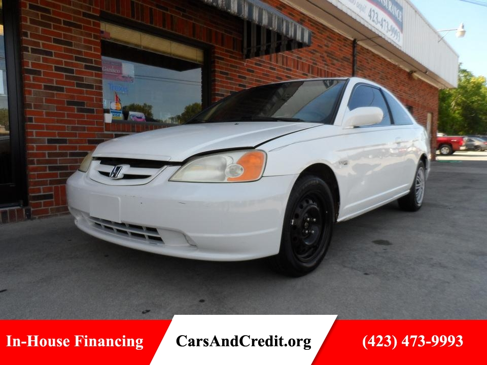 2002 Honda Civic  - Cars & Credit