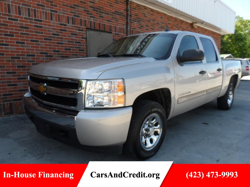 2007 Chevrolet Silverado 1500  - Cars & Credit