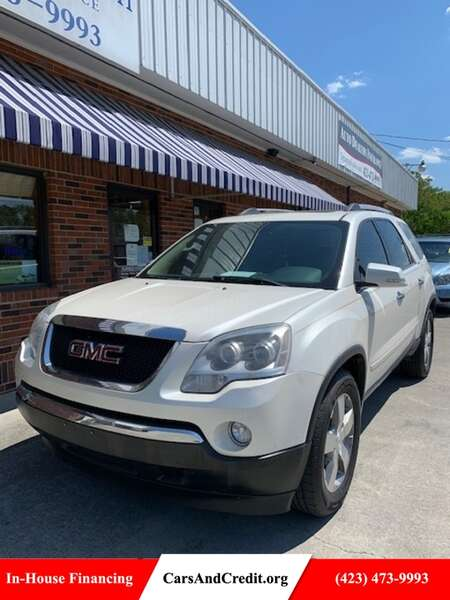 2012 GMC Acadia SLT1 for Sale  - ACGM12R  - Cars & Credit