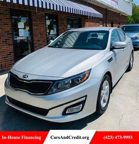 2015 Kia Optima LX for Sale  - CC2103  - Cars & Credit