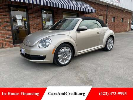 2013 Volkswagen Beetle Convertible 2.5L w/Sound/Nav for Sale  - vbee13  - Cars & Credit