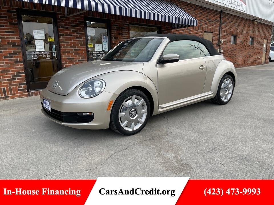 2013 Volkswagen Beetle Convertible  - Cars & Credit