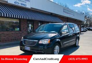 2012 Chrysler Town & Country Limi