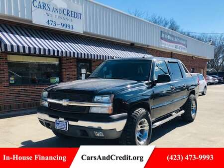 2004 Chevrolet Avalanche Z71 for Sale  - 65r  - Cars & Credit