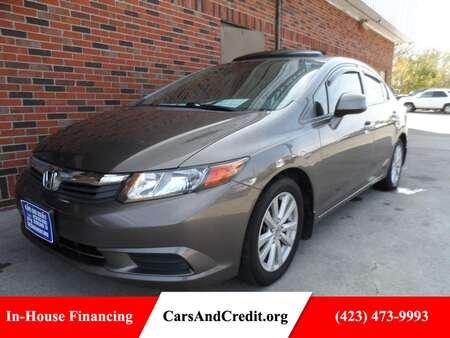 2012 Honda Civic EX for Sale  - civic12  - Cars & Credit