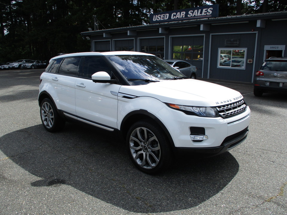 2015 Land Rover EVOQUE  - Autoplex Motors