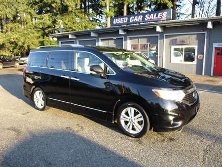 2012 Nissan Quest LE for Sale  - 12204  - Autoplex Motors