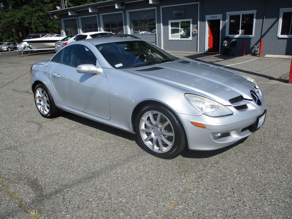 2006 Mercedes-Benz SLK-Class  - Autoplex Motors