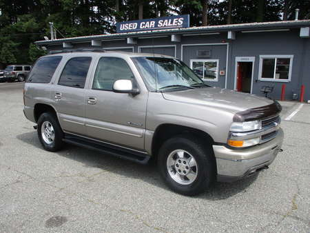 2001 Chevrolet Tahoe  for Sale  - 12092  - Autoplex Motors