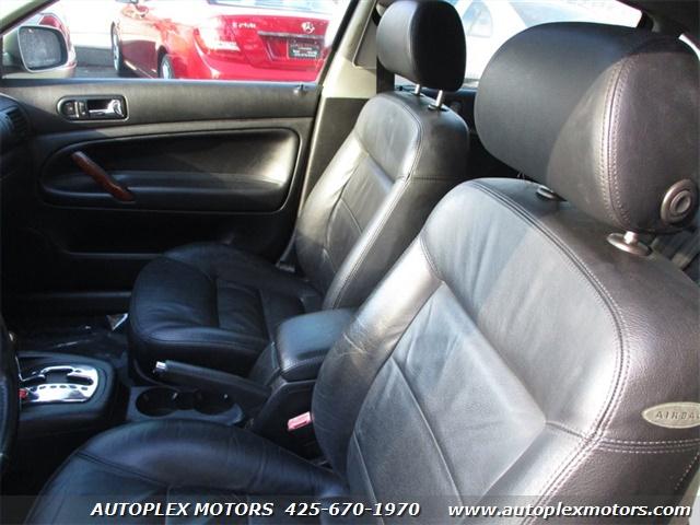 2002 Volkswagen Passat  - Autoplex Motors