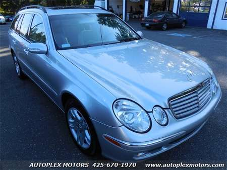 2004 Mercedes-Benz E-Class E 320 for Sale  - 10837  - Autoplex Motors