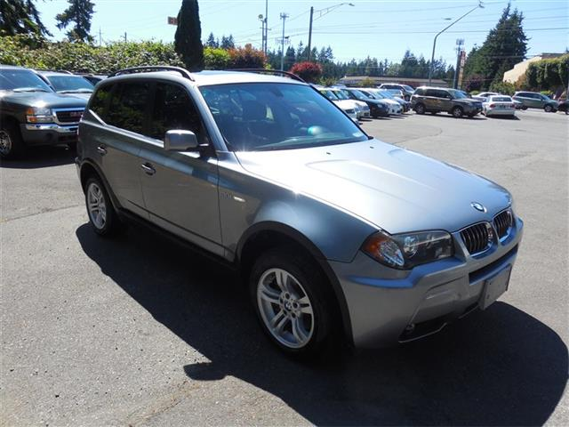 2006 BMW X3 3.0i AWD  - 11529  - Autoplex Motors