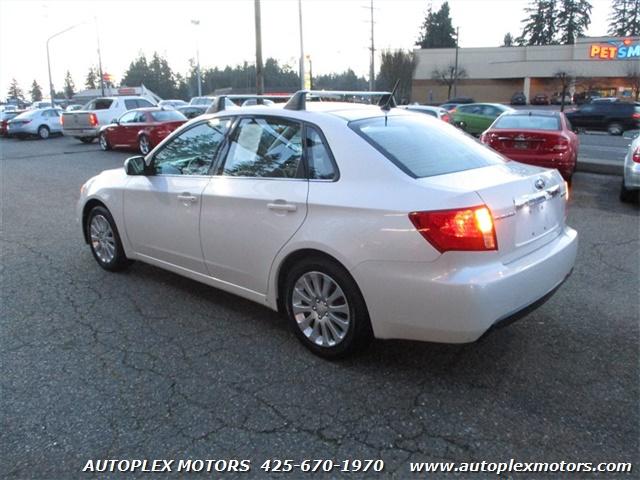 2009 Subaru Impreza 2 5i Premium