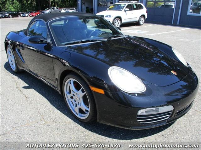 2006 Porsche Boxster S  - 11790  - Autoplex Motors