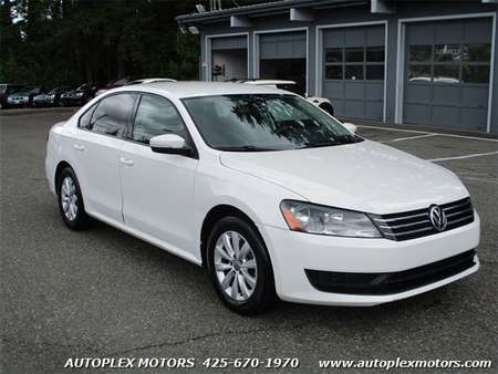 2013 Volkswagen Passat S for Sale  - 11802  - Autoplex Motors