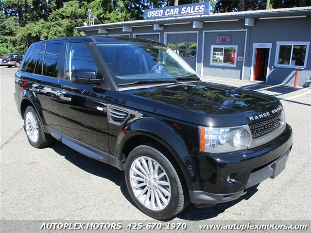 2010 Land Rover Range Rover  - Autoplex Motors