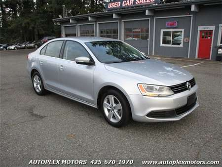 2013 Volkswagen Jetta TDI for Sale  - 11915  - Autoplex Motors