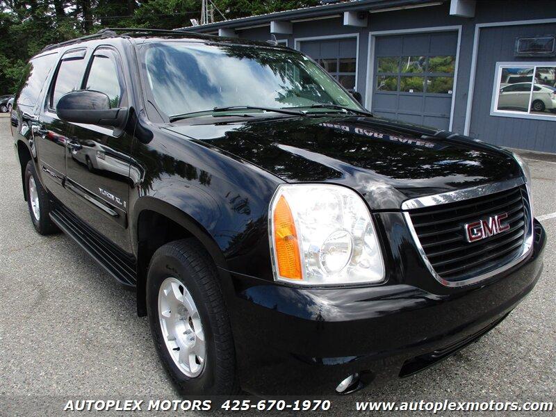 2007 GMC Yukon XL XL SLT 1500 4WD  - 11918  - Autoplex Motors