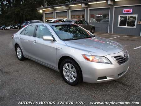 2009 Toyota Camry Hybrid HYBRID- LEATHER - NAVIGATION for Sale  - 11930  - Autoplex Motors