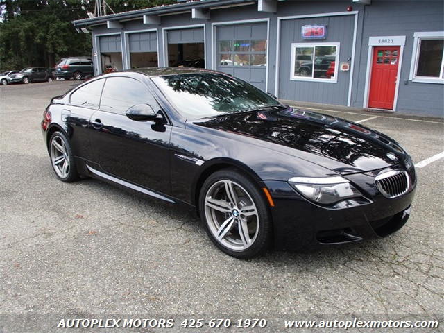 2009 BMW M6 -  - 11948  - Autoplex Motors