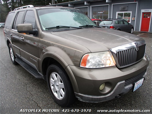 2003 Lincoln Navigator Luxury 4WD  - 11969  - Autoplex Motors