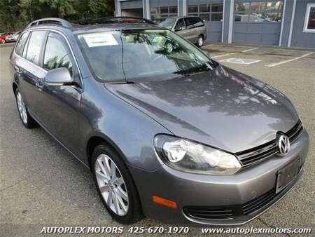 2012 Volkswagen Jetta SportWagen SportWagen TDI for Sale  - 11972  - Autoplex Motors