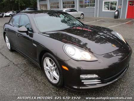 2011 Porsche Panamera 4 for Sale  - 11979  - Autoplex Motors