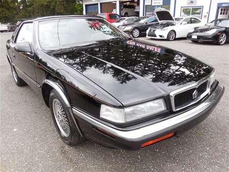 1991 Chrysler TC by Maserati  for Sale  - TR10195  - Autoplex Motors