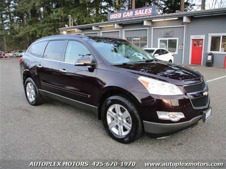 2010 Chevrolet Traverse LT AWD for Sale  - TR10349  - Autoplex Motors