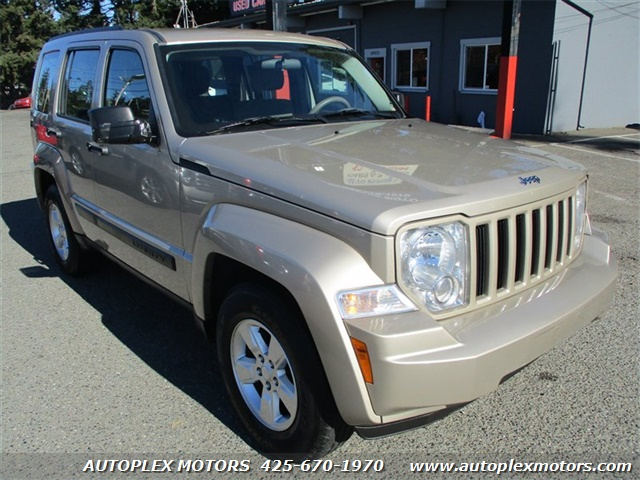 2011 Jeep Liberty Sport  - 11990  - Autoplex Motors