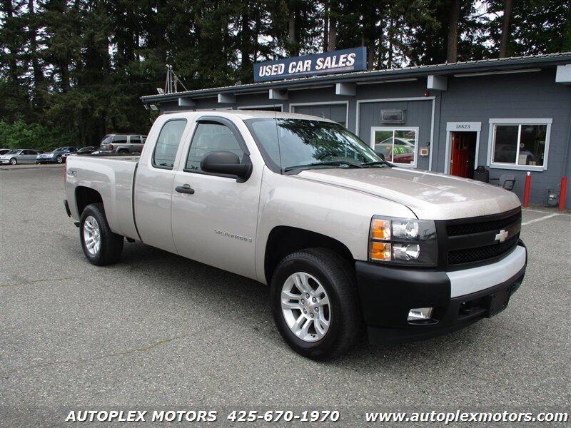 2008 Chevrolet Silverado 1500  - Autoplex Motors