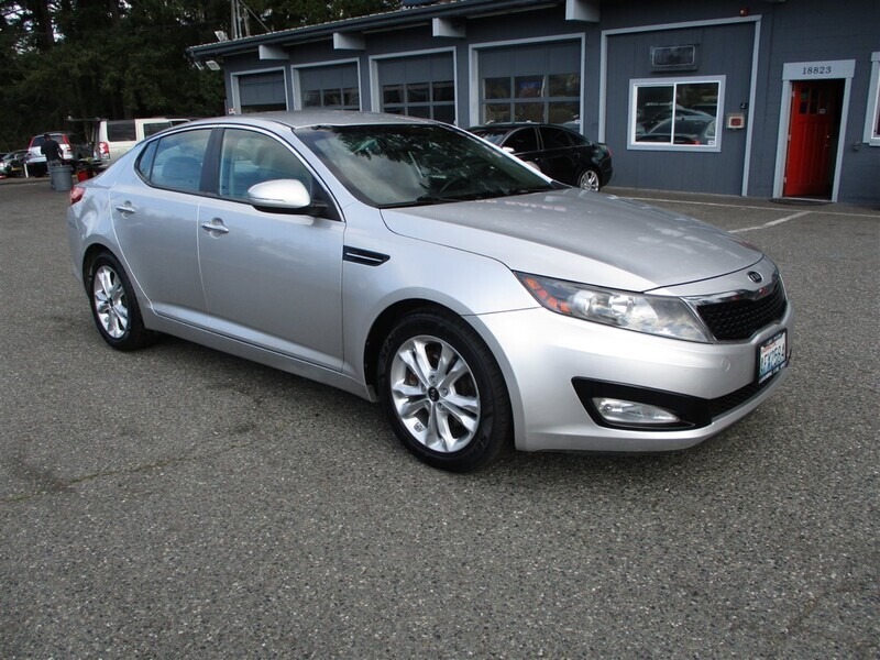 2011 Kia Optima EX  - 12007  - Autoplex Motors