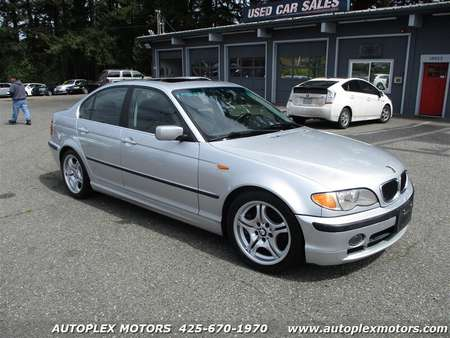 2002 BMW 3 Series 330i for Sale  - 11216  - Autoplex Motors