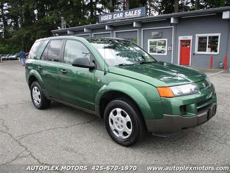 2004 Saturn VUE  for Sale  - 12043  - Autoplex Motors