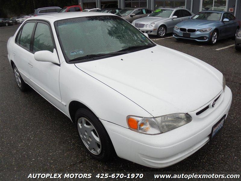 1999 Toyota Corolla  - Autoplex Motors