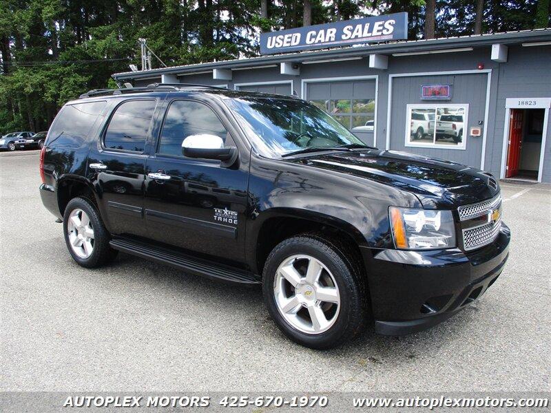 2012 Chevrolet Tahoe  - Autoplex Motors
