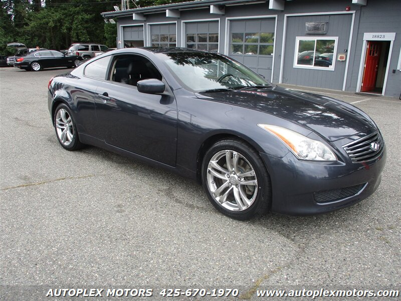 2008 Infiniti G37 Coupe Journey  - 12069  - Autoplex Motors